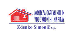 INSTALATERSTVO OGREVALNIH IN VODOVODNIH NAPRAV ZDENKO SIMONIČ S.P.