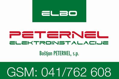 ELBO ELEKTROINSTALATERSTVO - BOŠTJAN PETERNEL S.P.